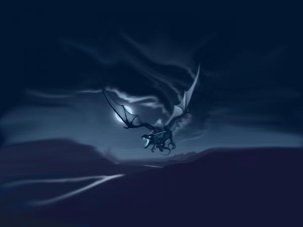 Dragon Fly, Dragons