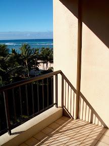 Balcony, Waikiki