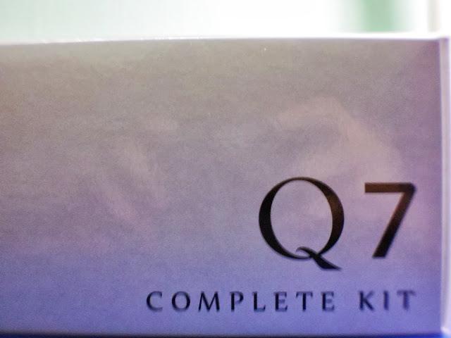 壓垮理智的稻草Pentax Q7 COMPLETE KIT開箱