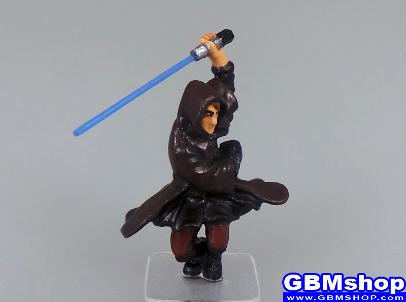 star wars miniature Imperial Assault Anakin Skywalker Sith Apprentice Darth Vader #56 Revenge of the Sith Star Wars Miniatures Custom Customize and Painting