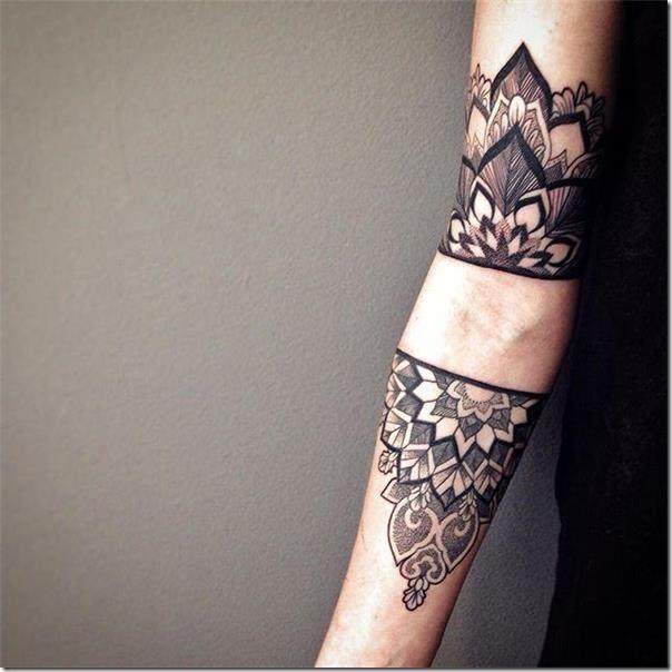 Kerry Burke Tattoos: Tatuajes De Mandala: Las Mejores Fotos!