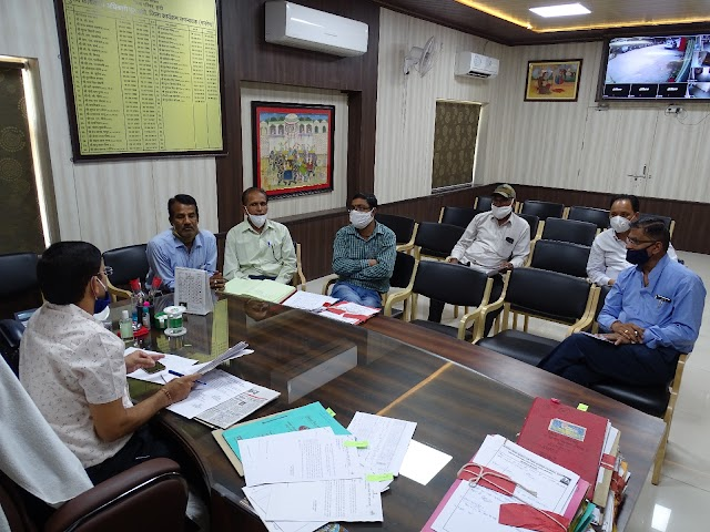 Bundi:-प्रशासक की अध्यक्षता में जिला स्थापना समिति की बैठक आयोजित