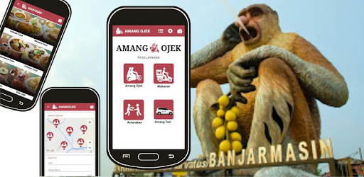 Amang Ojek for PC