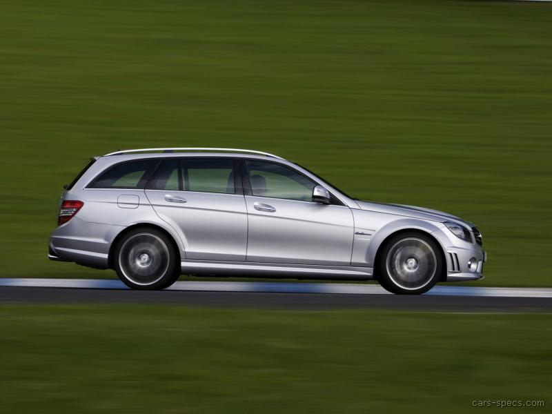 2009 mercedes benz c class c63 amg specifications for Mercedes benz c class horsepower