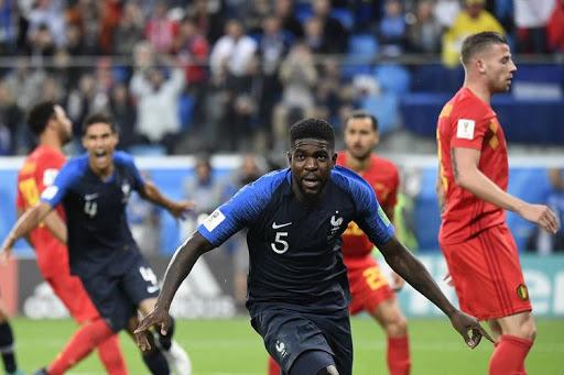 Perancis Masuk Partai Final Piala Dunia 2018