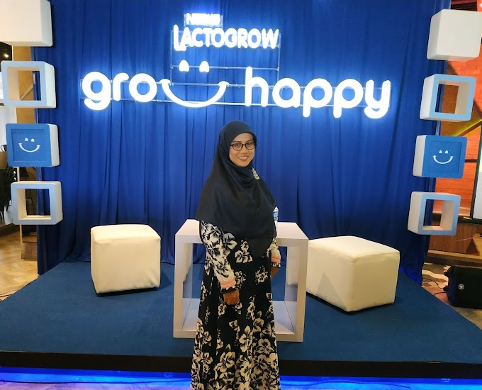 Grow Happy : Tak Hanya Sehat dan Tercukupi Nutrisinya, Anak Juga Perlu Tumbuh Bahagia untuk Masa Depannya