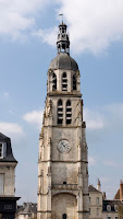 The clocktower in Vendome