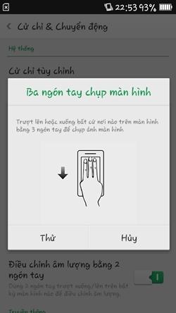 Hình 5 - Hướng dẫn cách chụp màn hình điện thoại Oppo đơn giản