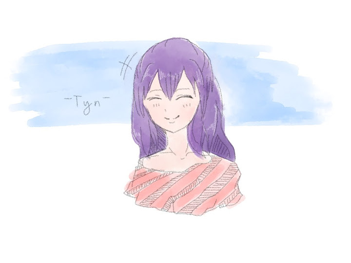 (-u-) made with Sketches