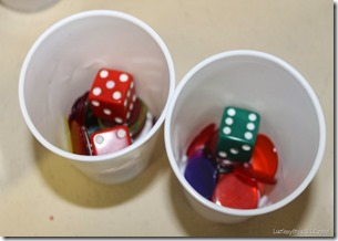 game cups