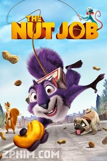Phi Vụ Hạt Dẻ - The Nut Job (2014) Poster
