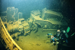 By air attacks on the Japanese fleet have been here many freighter, loaded with trucks, and cars sunk.