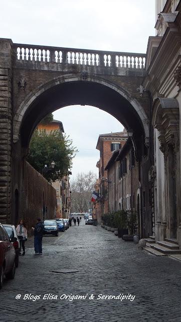 Vía Giuglia, Roma, Elisa N, Blog de Viajes, Lifestyle, Travel