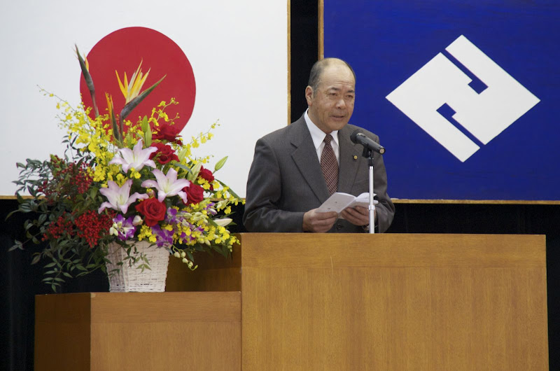 北竜町教育委員会・高田敏幸 委員長