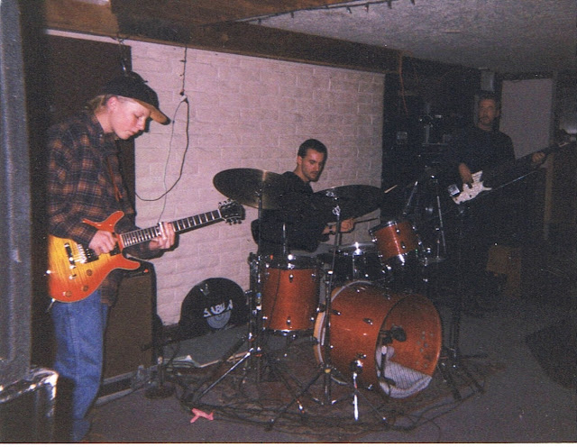 Derek Trucks, Rich Stitzel and Aden Bubeck Dillon, CO 1996