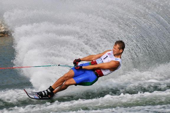 Sci Nautico - Due Azzurri sul podio in Coppa del Mondo