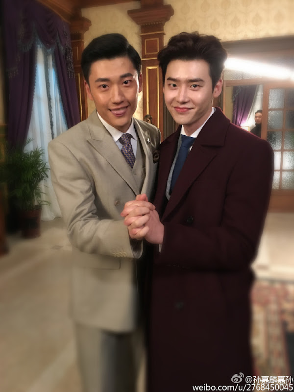 Sun Jialin  Actor