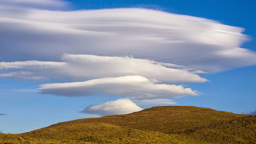 Lenticular Clouds, Torres Del Paine National Park, Patagonia, Chile.jpg