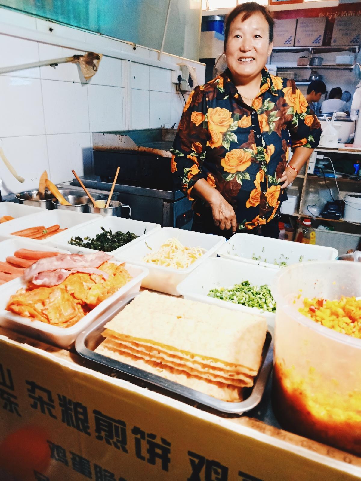 Jianbing 煎饼, Kebab Ala China | Makanan Favorite! https://www.rsjournal.my.id