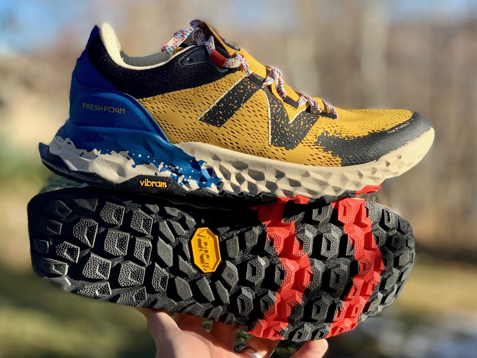 Road Trail Run: New Balance Fresh Foam Hierro v5 Multi ...