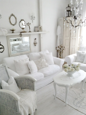 Wohnzimmer kuschelig  Vertraeumtes Stadthaus: ♥ Wohnzimmer ♥