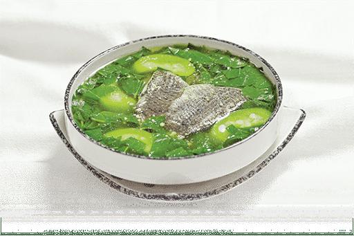 Canh cá rau đay