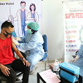 Polres Soppeng Gelar Vaksinasi Bagi Masyarakat, Kapolres : Ini Serentak dan Gratis