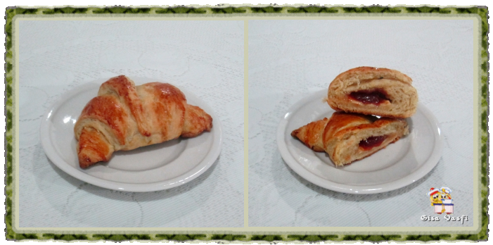 Croissant doce e salgado 7
