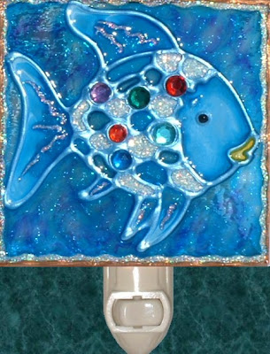 Jeweled Rainbow Fish