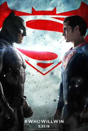 Batman v Superman: Η αυγή της δικαιοσύνης (Dawn of Justice) Poster