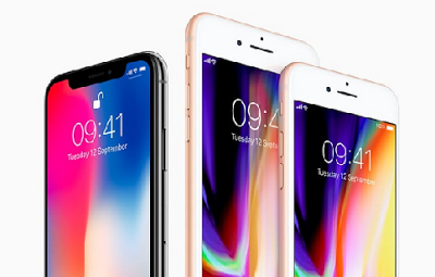 Apple Unveils iPhone 8 & £1,000 iPhone X With All-Screen Display, Wireless Charging