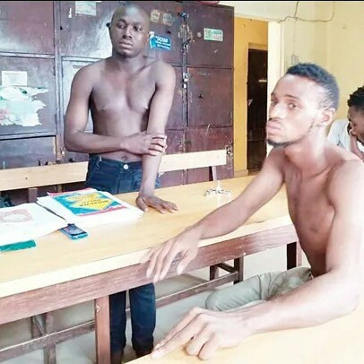 Two Men Arraigned In Lagos State For Using Deceased Name To Defraud  (Photos)