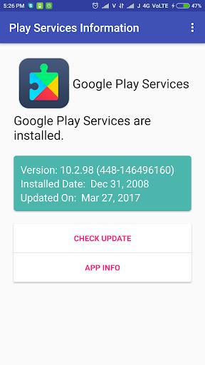 Google play services raw apk