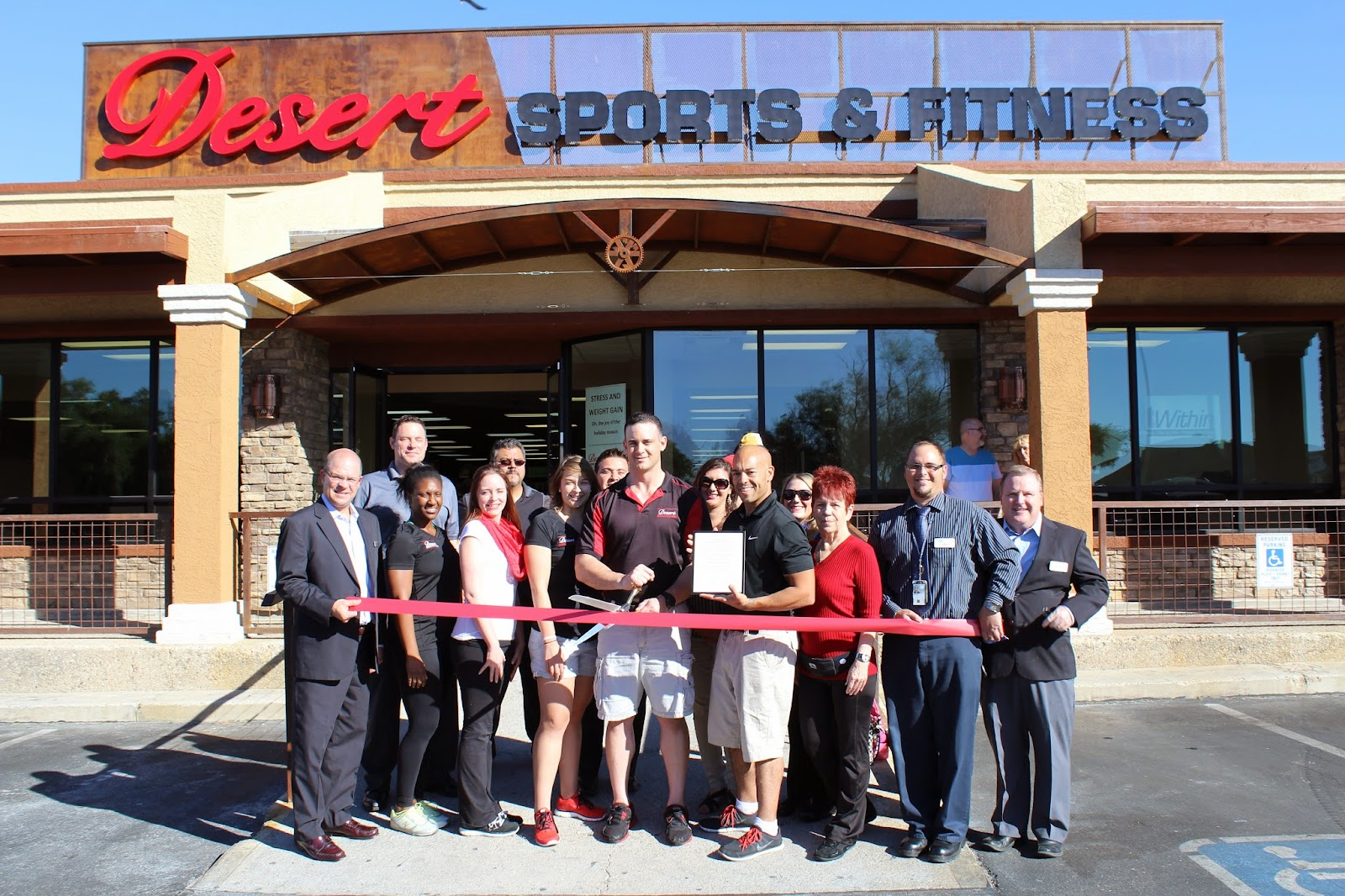 Desert Sports and Fitness celebrates the completion of renovations to their East side location.  As Tucson's complete fitness center we offer individualized programs to help you achieve your health and fitness goals.