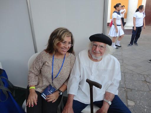 Ernesto Cardenal, um poeta que me inspira!