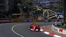 Michael Schumacher Ferrari F2001 Monaco