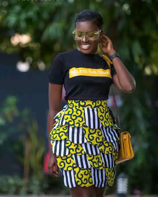 Kumawood star and Instagram brand influencer and Ambassador Ms Fella Makafui photos