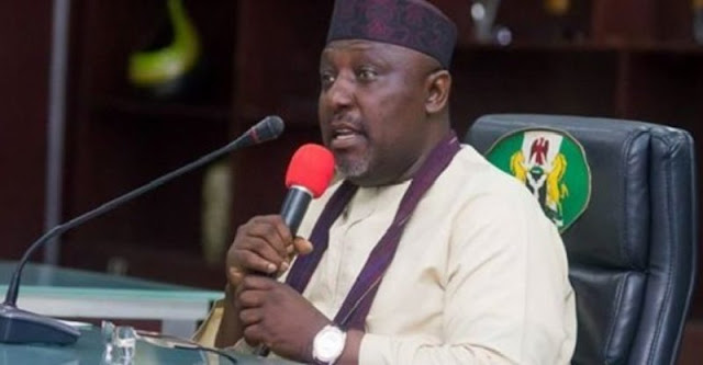Ministry of Happiness: Okorocha fires back at Ohakim, Ihedioha