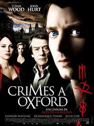 The Oxford Murders - Tên sát nhân thông minh