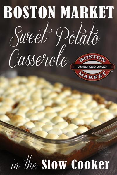 boston market sweet potato casserole recipe