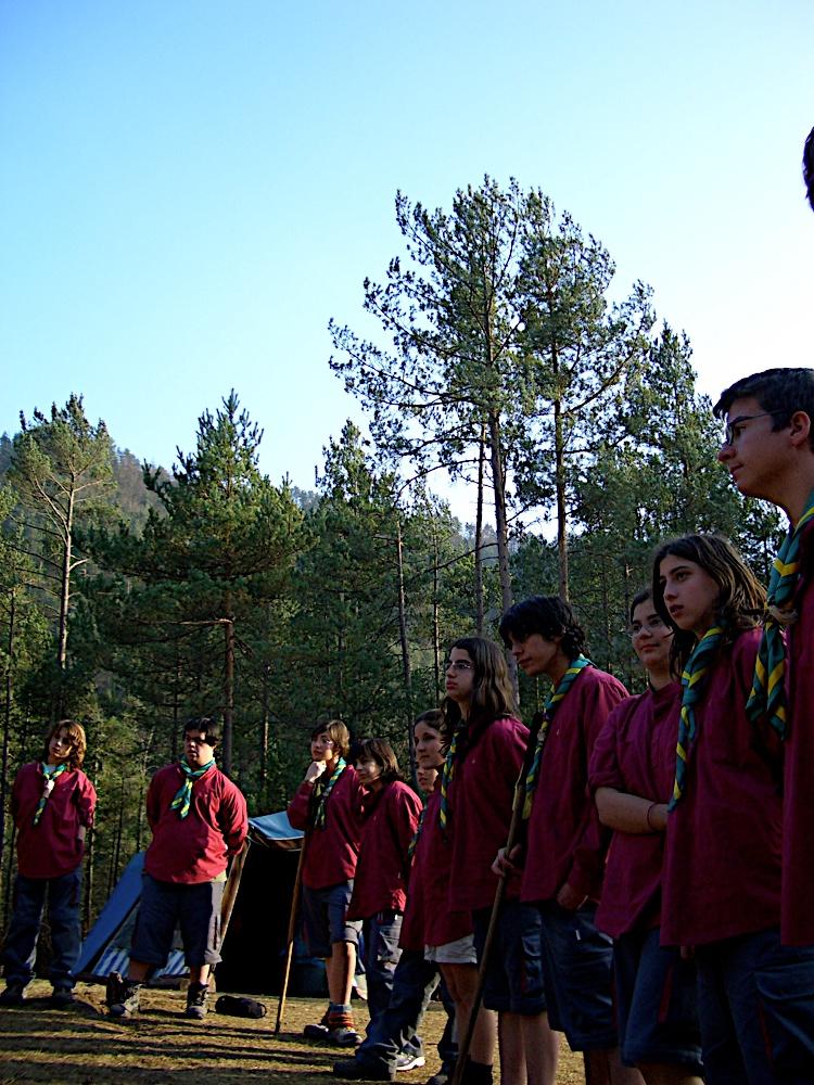 Campaments amb Lola Anglada 2005 - CIMG0261.JPG