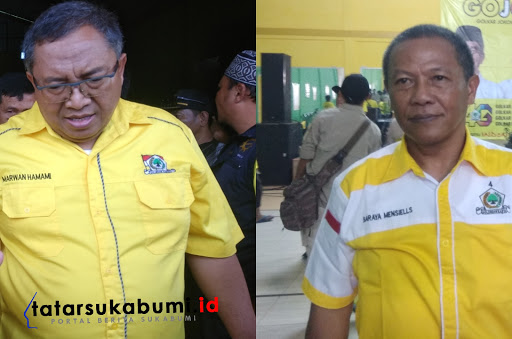 Marwan Hamami Optimis, Golkar Raih 2 Hingga 3 Kursi di Dapil 4 Kabupaten Sukabumi