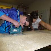 Holzprojekt Kanu