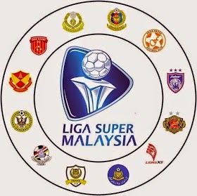 Jadual Perlawanan Liga super 24 & 25 April 2015