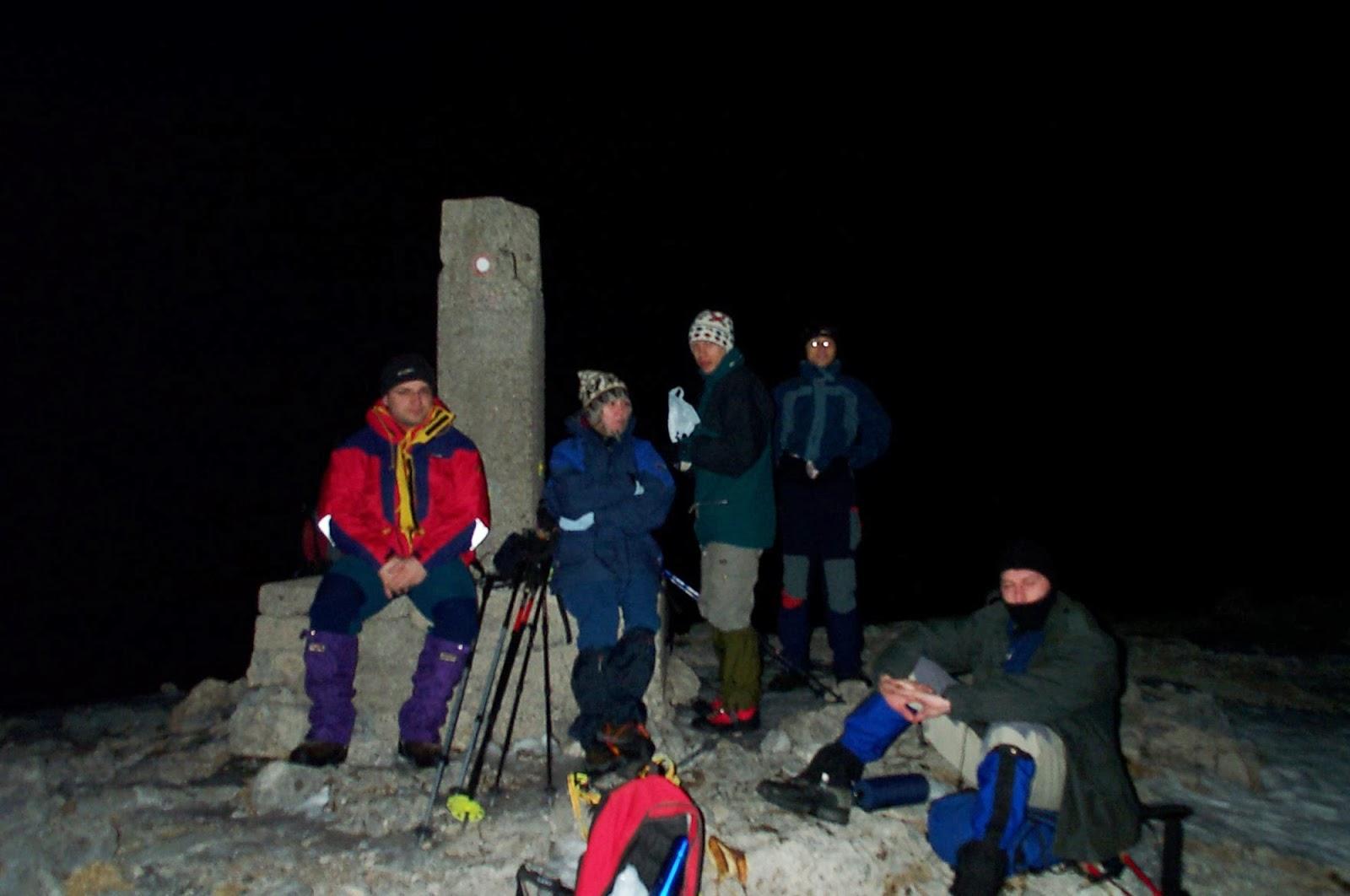 Pohod na Snežnik, Snežnik 2004 - sneznik-snegarije%2B014.jpg
