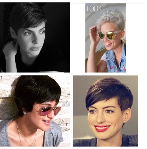 Pixie Hair…un corte corto perfecto!