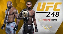 UFC 248: Las Vegas Adesanya vs. Romero (7 March 2020)