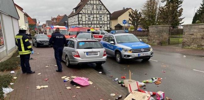 Usai Serangan Mobil, Polisi Minta Penyelenggara Karnaval Perketat Keamanan