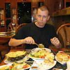 Thai dinner in Kota Kinabalu