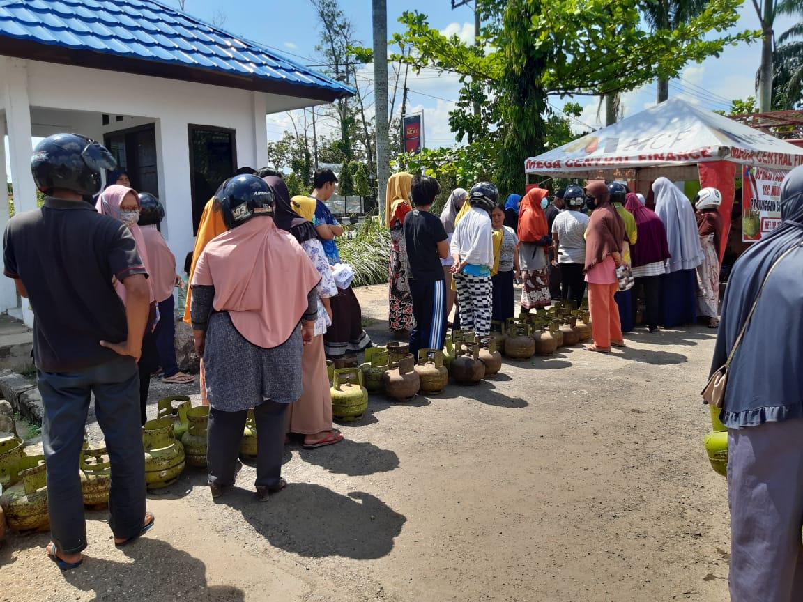 Elpiji 3 Kg Langka, Operasi Pasar Bakal Digelar Lima Hari